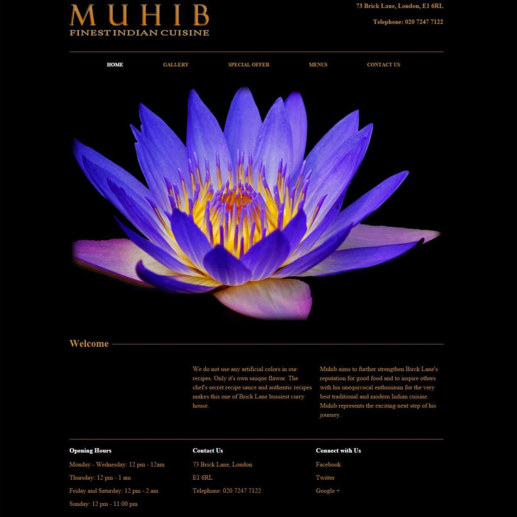 Muhib Indian Cuisine