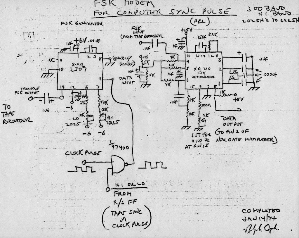 Original Sequencer Shematics Ttl Logic 09 Roland Mc