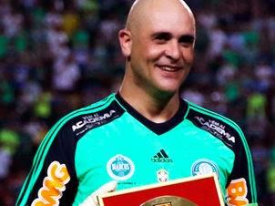 Ex-goleiro Marcos, ídolo do Palmeiras, é internado em São Paulo