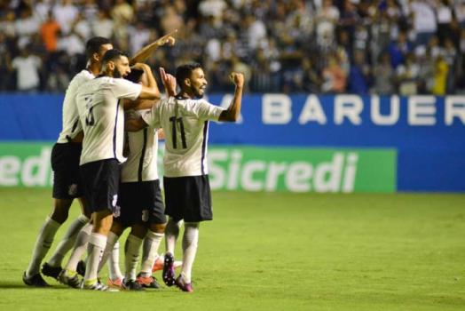 Corinthians, vence Inter e pegará o Fla na Copinha
