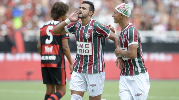Em clássico eletrizante, Fluminense é campeão da Taça Guanabara