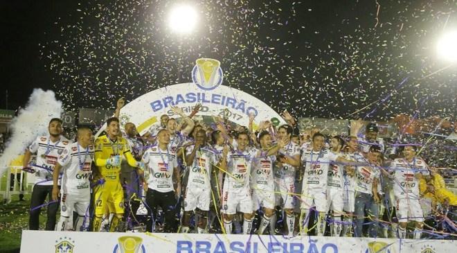 Globo vence, mas Operário se sagra campeão da Série D