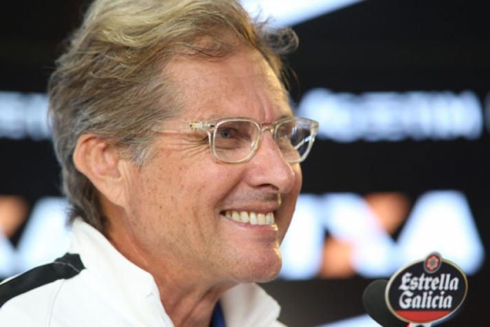 Oswaldo de Oliveira é o novo técnico do Atlético-MG
