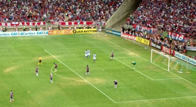 CSA vence o Fortaleza e abre vantagem na decisão da Série C