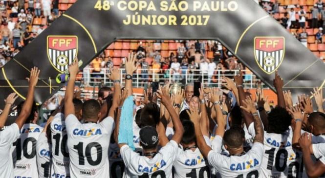 Federação divulga grupos da Copa São Paulo de Futebol Júnior