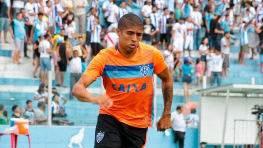 Atlético-PR  acerta com artilheiro do Paysandu na Série B