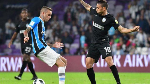 Grêmio derrota Pachuca na prorrogação e está na final do Mundial de Clubes