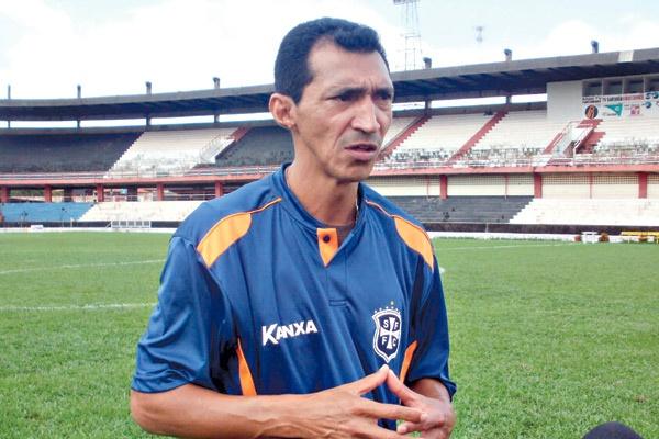 Joacy Moura  é o novo gerente de futebol do São Raimundo para 2018