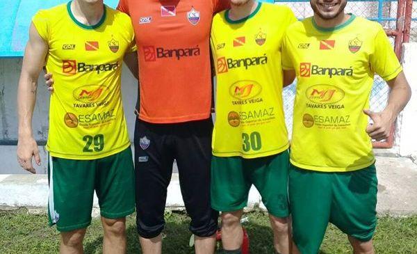 Jogadores do Rio Grande do Sul reforçam o Cametá no Parazão