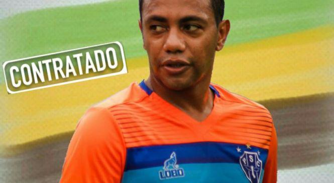 Parauapebas anuncia contratação de Ricardo Capanema e Augusto Recife ex-Papão