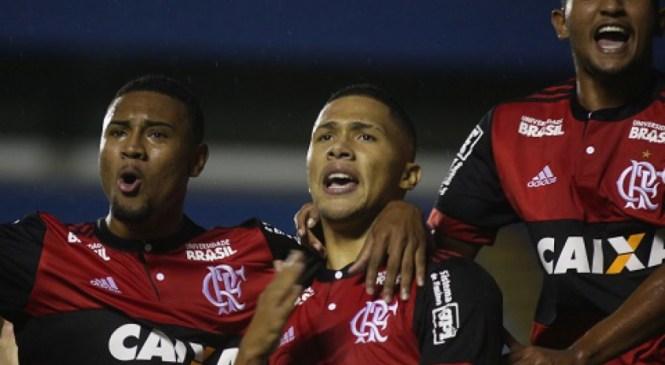 Flamengo vence o Avaí e garante vaga na semifinal da Copinha