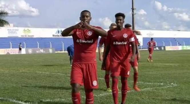 COPA SP: Internacional goleia a Desportiva-PA e está nas quartas de final