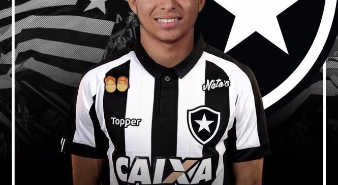 Agora é oficial: Botafogo anuncia a contratação de Rony ex- Clube do  Remo