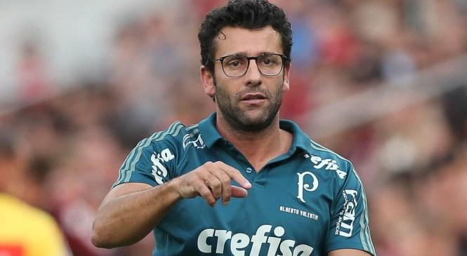 Ex- Palmeiras, Alberto Valentim é o novo técnico do Botafogo: