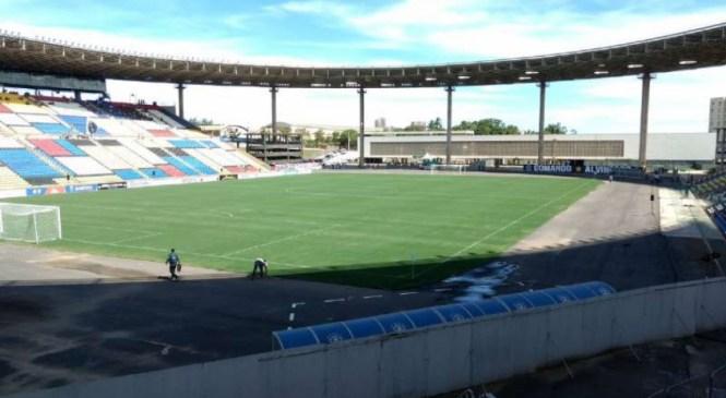 Final da Taça Guanabara entre Flamengo x Boavista será em Cariacica, no Espírito Santo