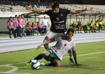Com pênalti perdido e um a mais, Remo empata com o Manaus e dá adeus à Copa Verde