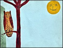 The Owl & The Moon