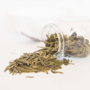roleaf chinese long jing green tea