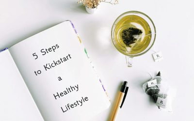 5 Steps to Kickstart a Healthy Lifestyle