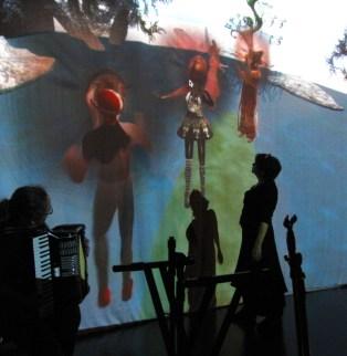 In This Far - Tina Pearson, Liz Solo, The Avatar Orchestra - Sound Symposium 2014