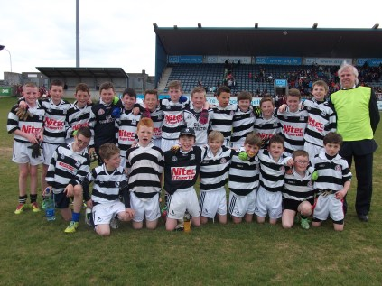Junior Football Champions 2014