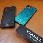 今VIANEL NEW YORK(ヴィアネル  ニューヨーク)iPhoneケースが大人気!!