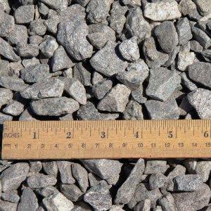 """3/4"""" crushed stone"""