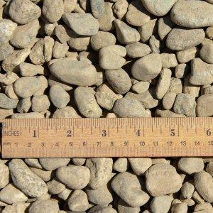 """3/4"""" round stone"""
