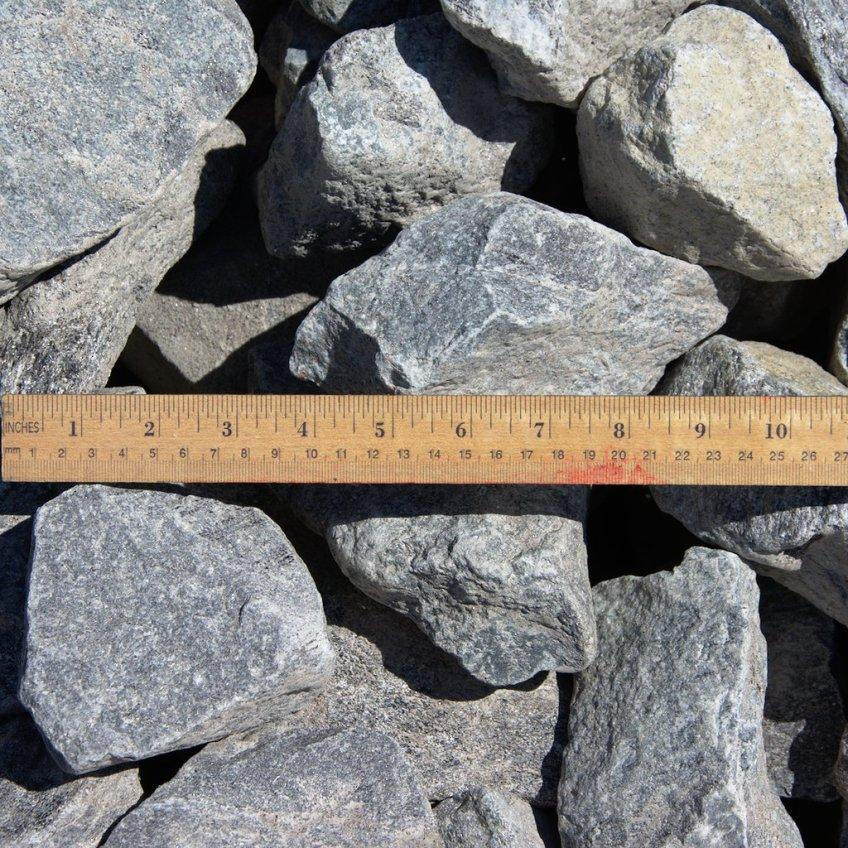 """4"""" gravel"""