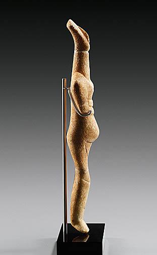 """Résultat de recherche d'images pour """"statuette cyclades"""""""