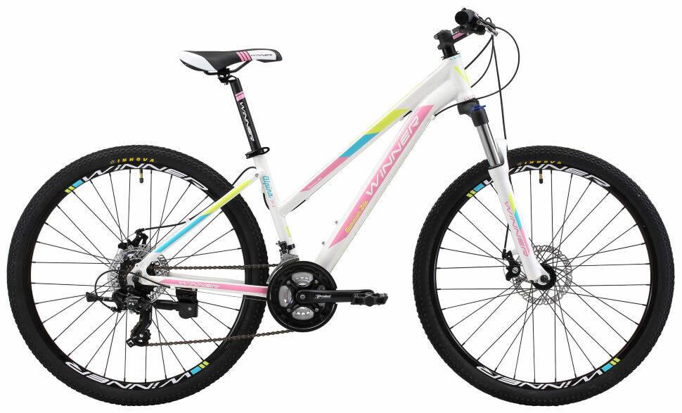 Обзор моделей велосипедов Winner 2019 года
