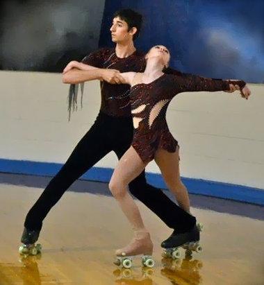 Чемпионат мира по фигурному катанию на роликовых коньках 2012