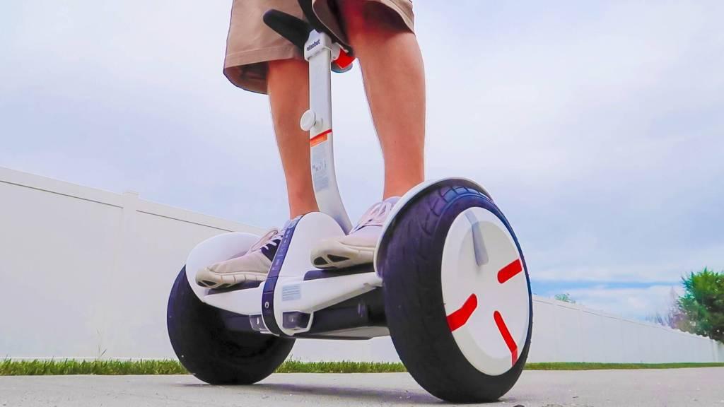 Самые необычные гироскутеры в мире