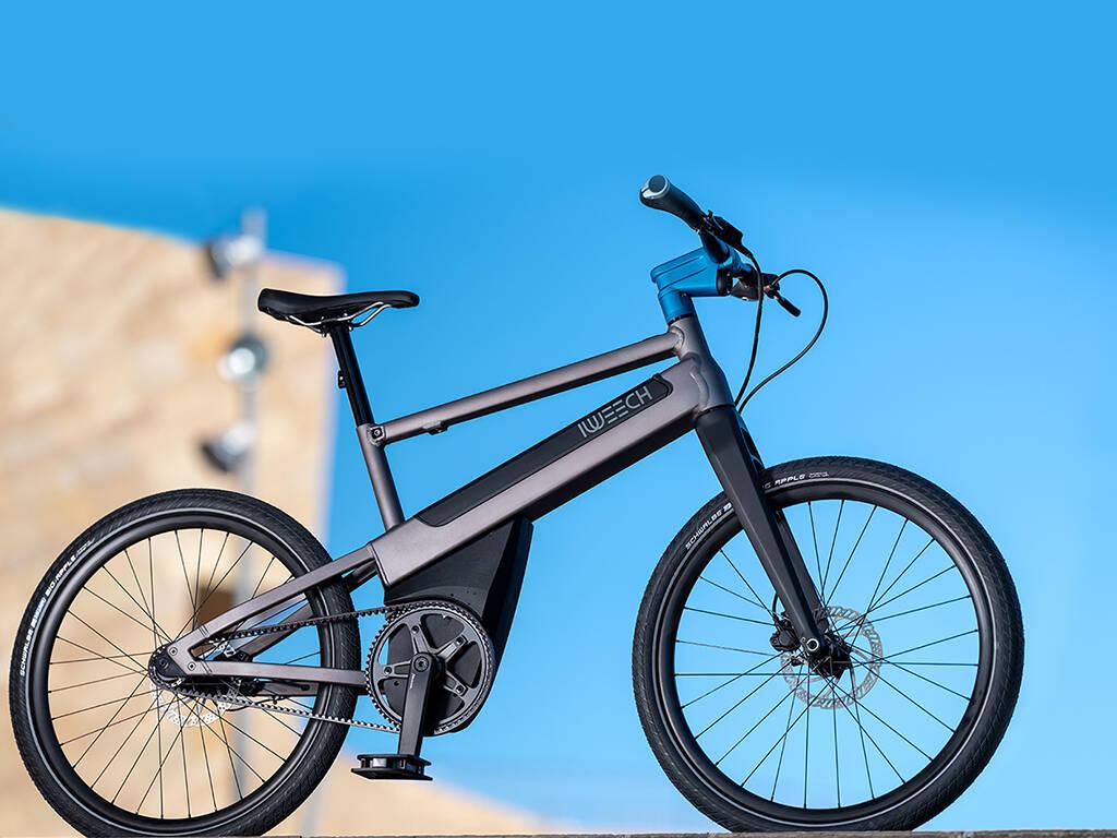 Разработка французов - умный велосипед