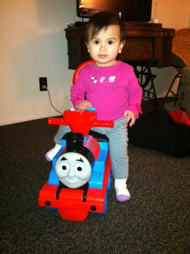 Thomas and friend