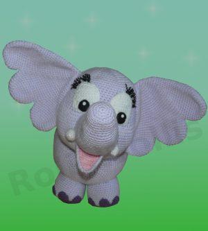 Amigurumi Elefant Elfi