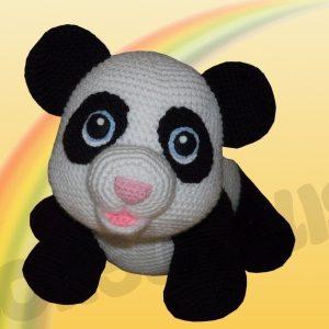 Amigurumi Panda Shiro