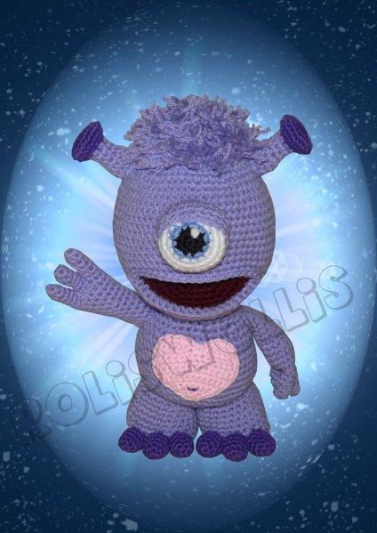 Simo das niedliche Alien