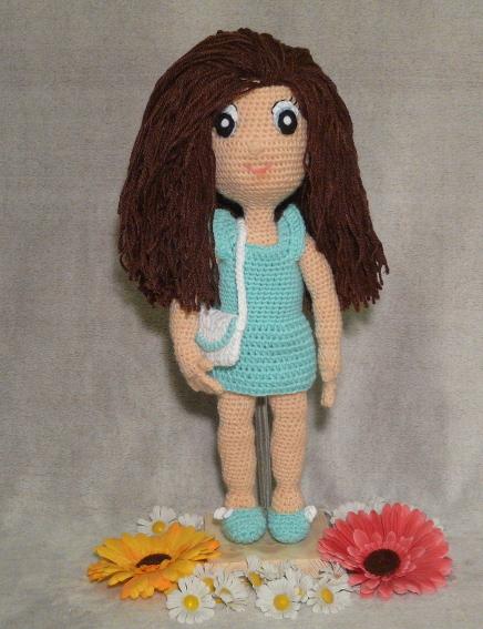 Amigurumi Puppe Sally