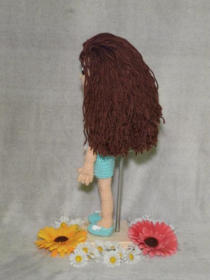 Amigurumis Amigurumi Puppe Sally Amigurumi