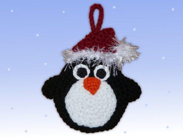 Amigurumis Adventskalender Pinguin Tier