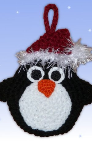 Adventskalender Motivebeutel Pinguin