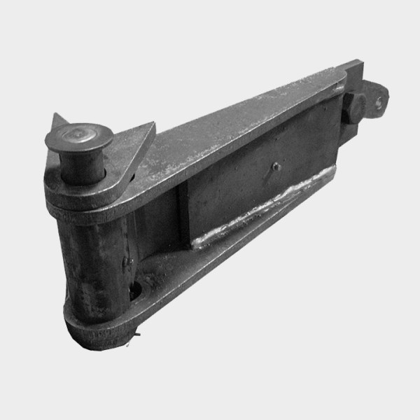 Sealed Tailgate Hinge