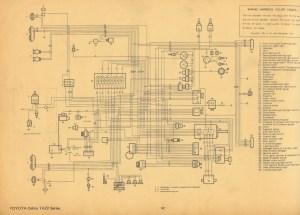 Celica Ta22 Wiring Question  Car Electrical  rollaclub