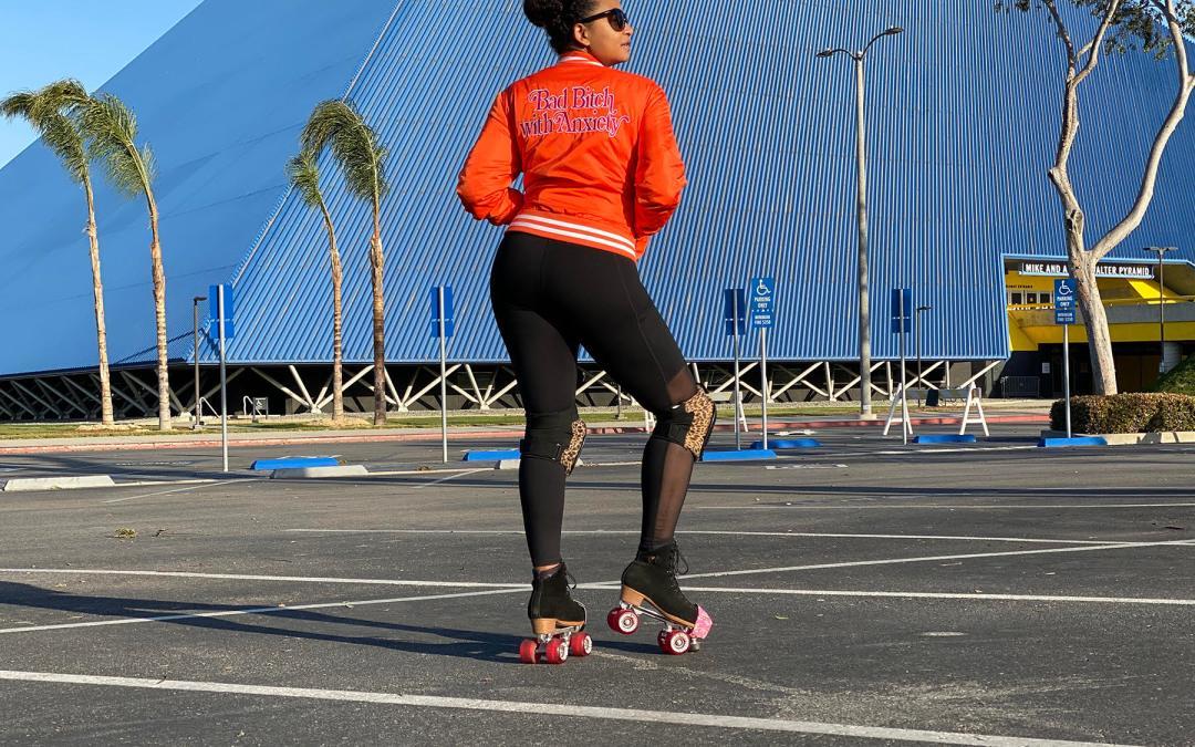 Rollerskater Spotlight: Nadia S.
