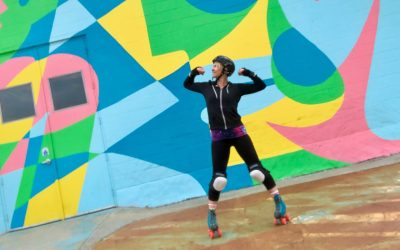 BiznessTime's Top 5 Moves To Make You Stronger In Your Roller Skates