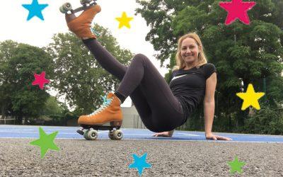 Rollerskater Spotlight: Amandine Thierree