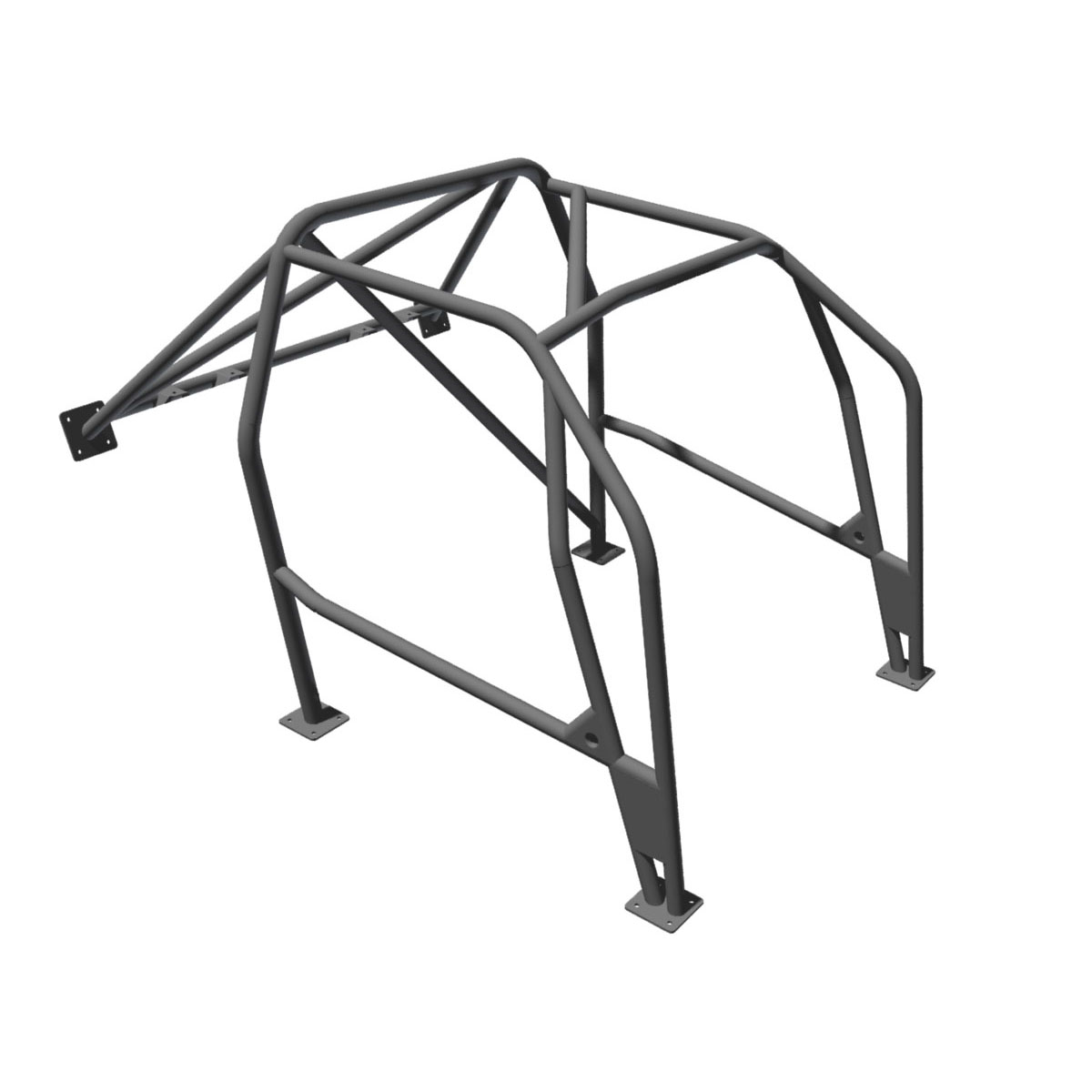Hyundai Excel Cams Bolt In Roll Cage Full Cage Type