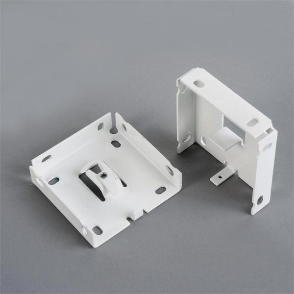 RollEase R-Series RB561RTN 3 Inch Fascia Bracket for R16 Clutch - RB561RTNW White