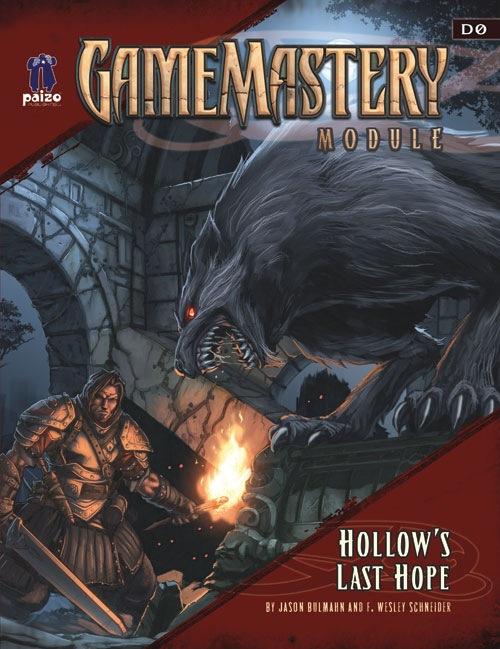 Pathfinder Hollows Last Hope